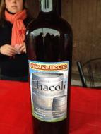 Chacoli wine